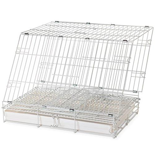 Prevue Travel Cage White, by