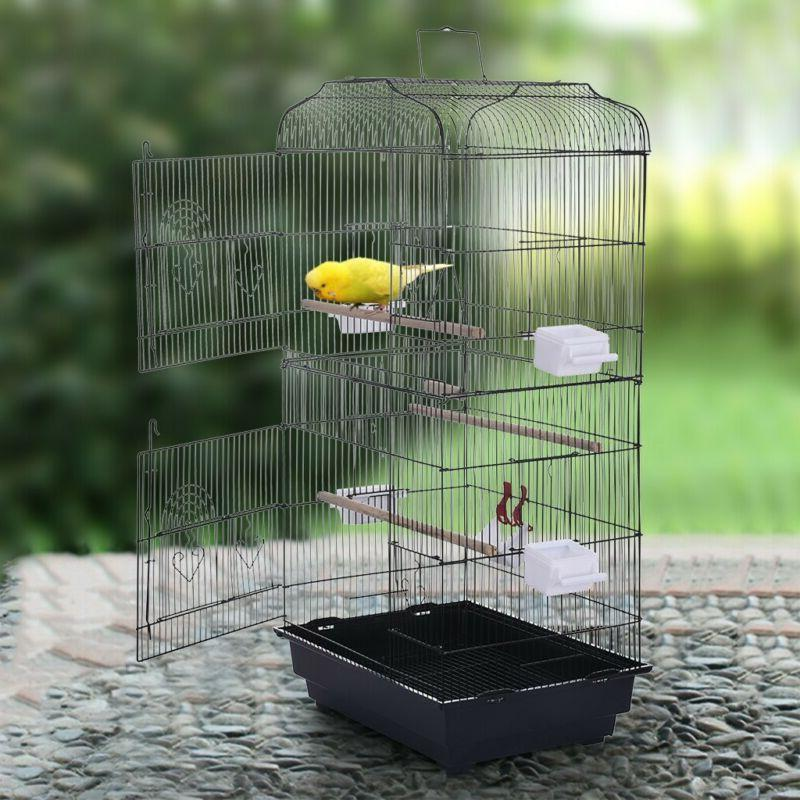 Portable For Parrots Canary Lovebirds