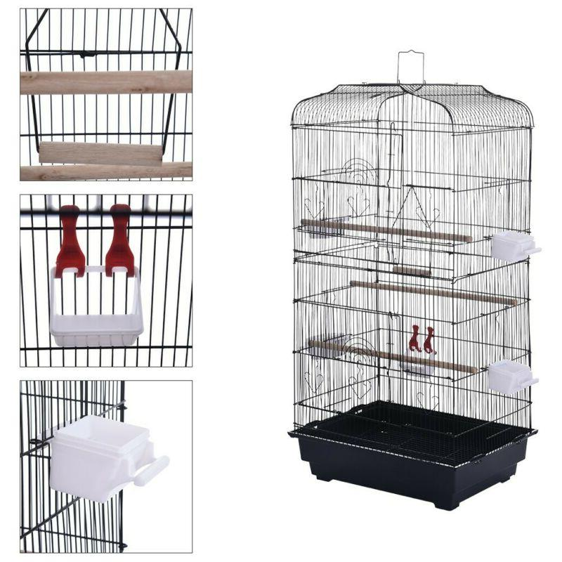 For Parrots Canary Budgies Lovebirds Travel Bird