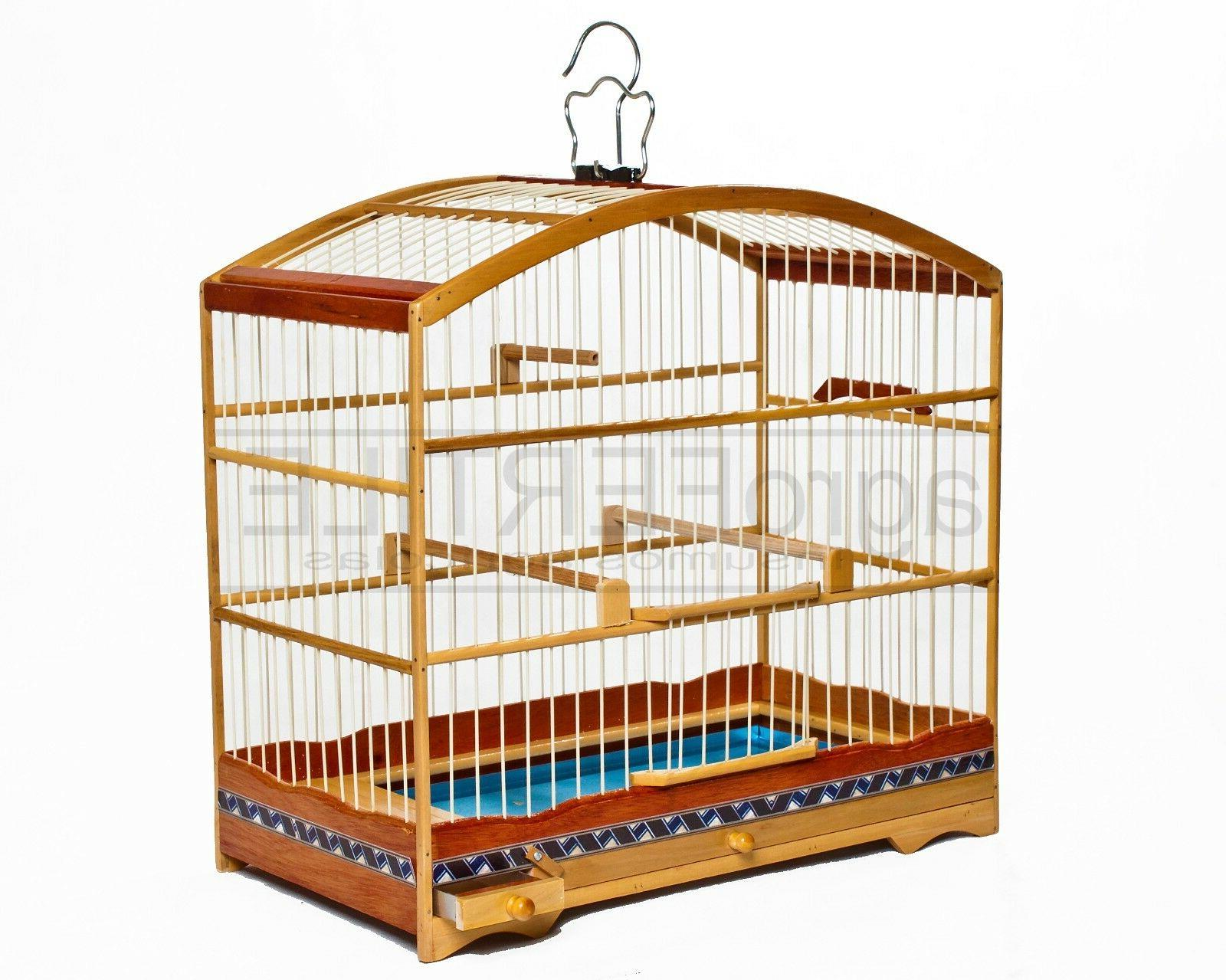 bird cage for small pet birds made