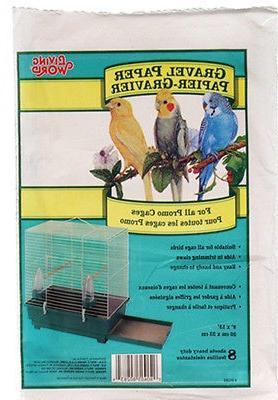 """Hagen World Cage PAPER 12"""" x 14"""""""