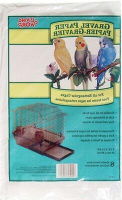 """Hagen World Cage GRAVEL x 14"""""""
