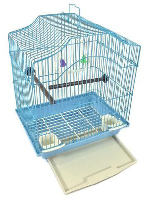 BIRD CAGE KIT Starter Set Perches Swing Bird