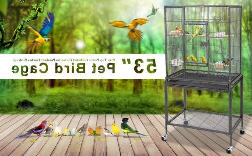 Bird Top Cage Cockatoo