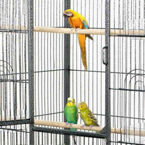 Bird Large Play Top Bird Cage Macaw Supplies 53""
