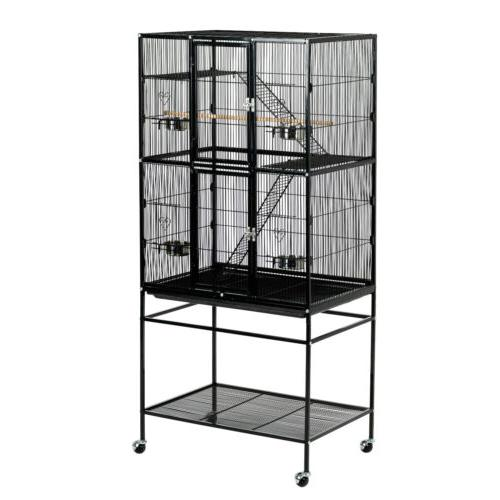 """63"""" Cage Ladders"""