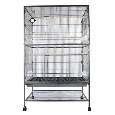 """60"""" Parrot Canary Pet Perch Grate"""
