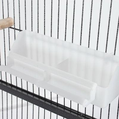 """60"""" Large Parrot Canary Pet Perch Grate"""
