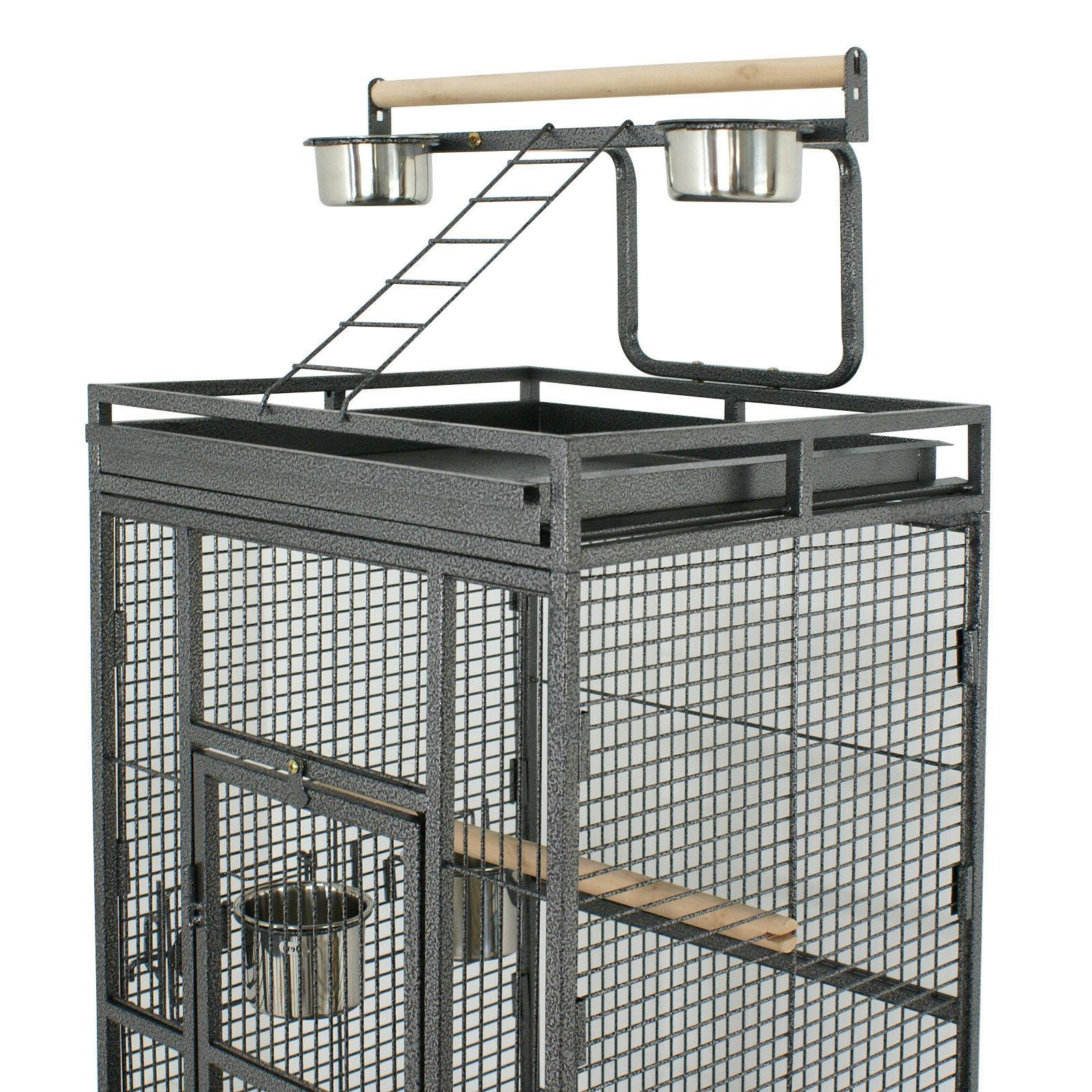 """61"""" Large Top Finch Cage Removable"""