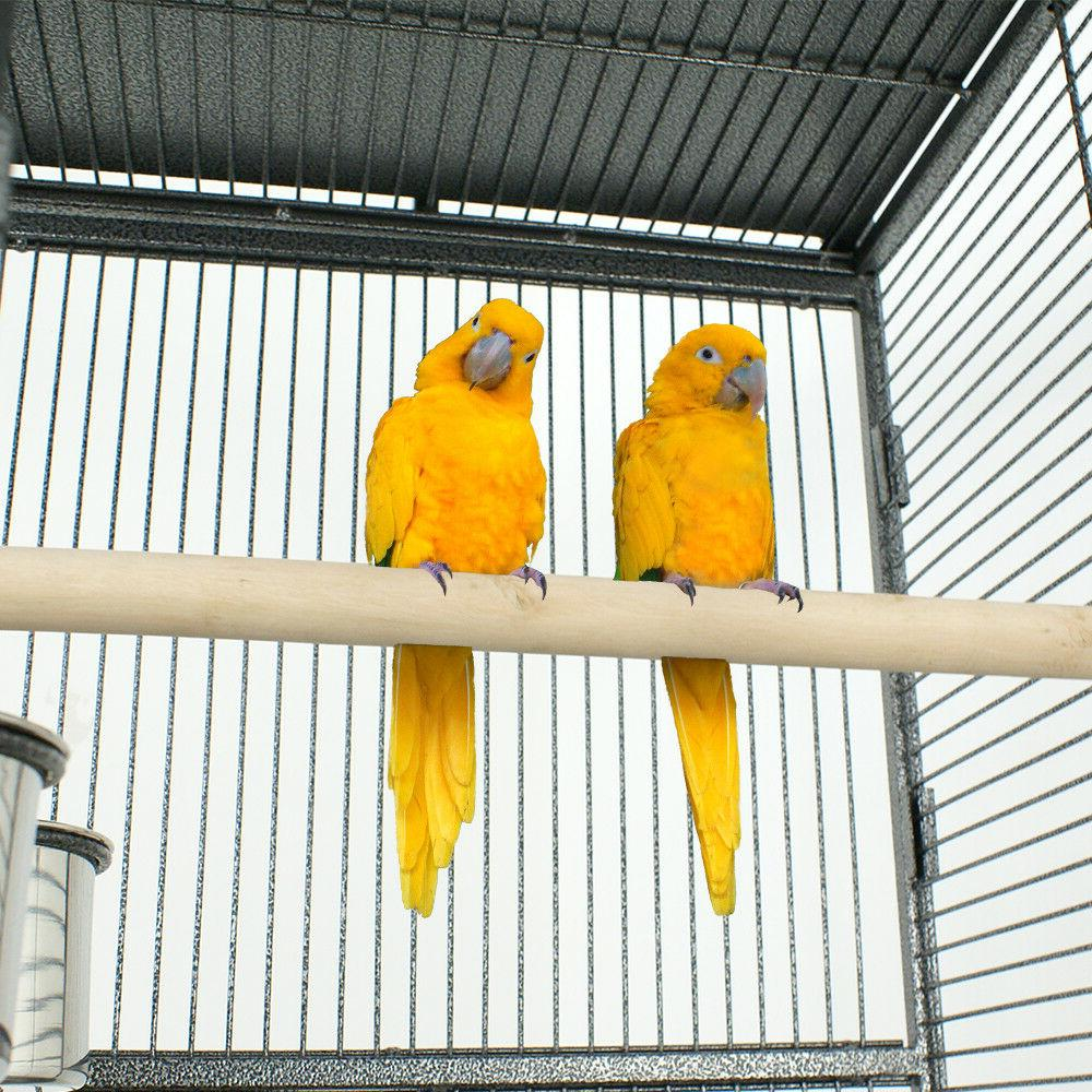 "61"" Large Pet Parakeet w/ Perch Steel"