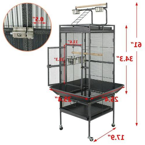 "61"" Bird Cage Top Play House"