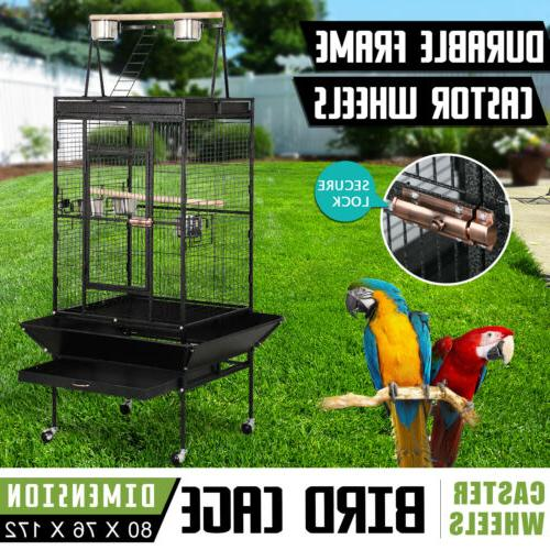 """68"""" Cage Play Top Parrot Supply"""