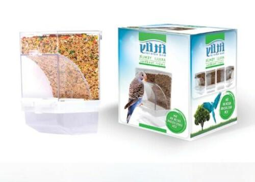 Bird No Bird Food Container Automatic