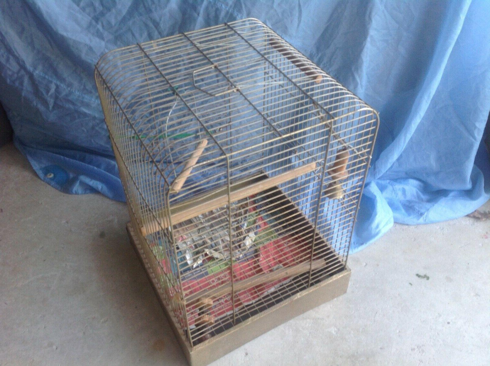 BIRD CAGE IN