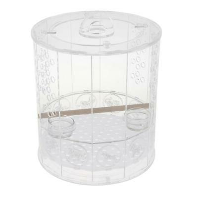 Bird Cages standing perch food feeder birds