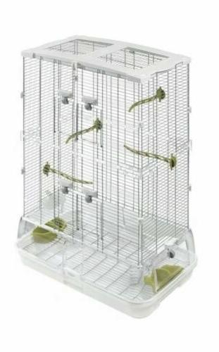 bird cage with stand canaries budgies finches