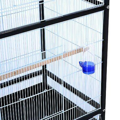 bird flight cage stand