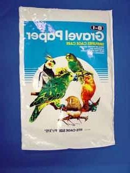 bird gravel paper
