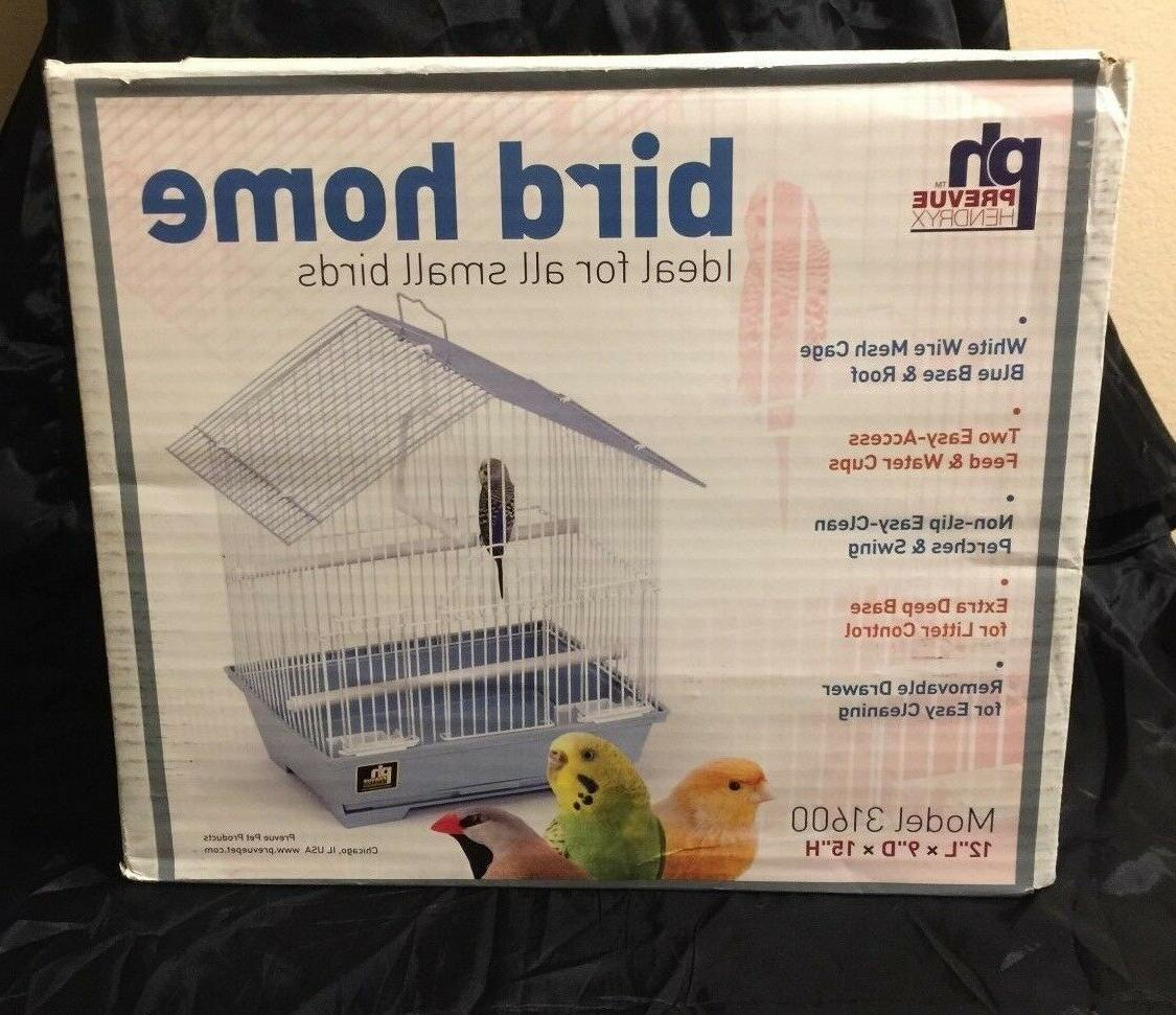 bird house home for small birds 12x9x15