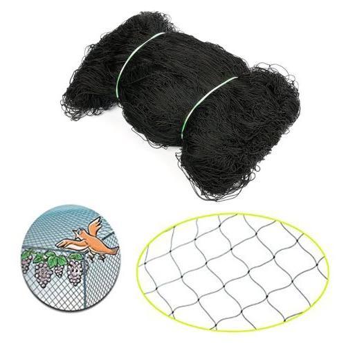 Bird Netting 25'x50' Fruit Tree Protective Net Soccer Baseba