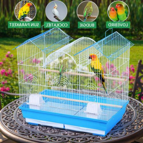 Bird Parrot Budgie Cage Cage