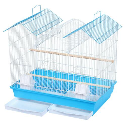 Bird Budgie Cage Portable Travel Cage