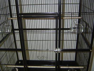 "Everila New Cage 3/8"" Finch"