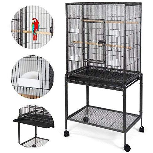 Giantex Cage Chinchilla Large Cockatiel House