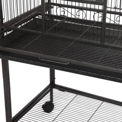 "53"" Large Pet Cage Conure House"