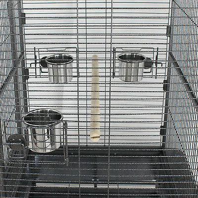 "68"" Large Bird Cage Large Play Parrot Finch Cage"