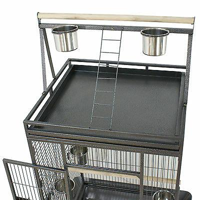 Large Play Finch Cage 3 Doors