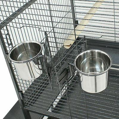 Bird Pet Cage Large Top Parrot Finch Cage 3