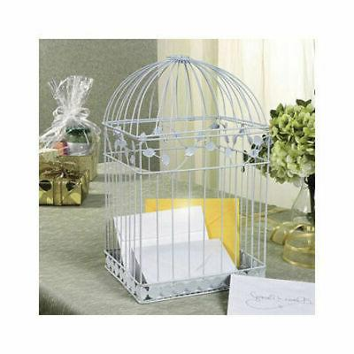 birdcage gift card holder wedding card boxes