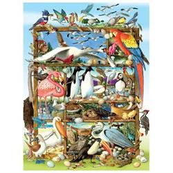 Birds of the World Family Jigsaw Puzzle 400 Piece