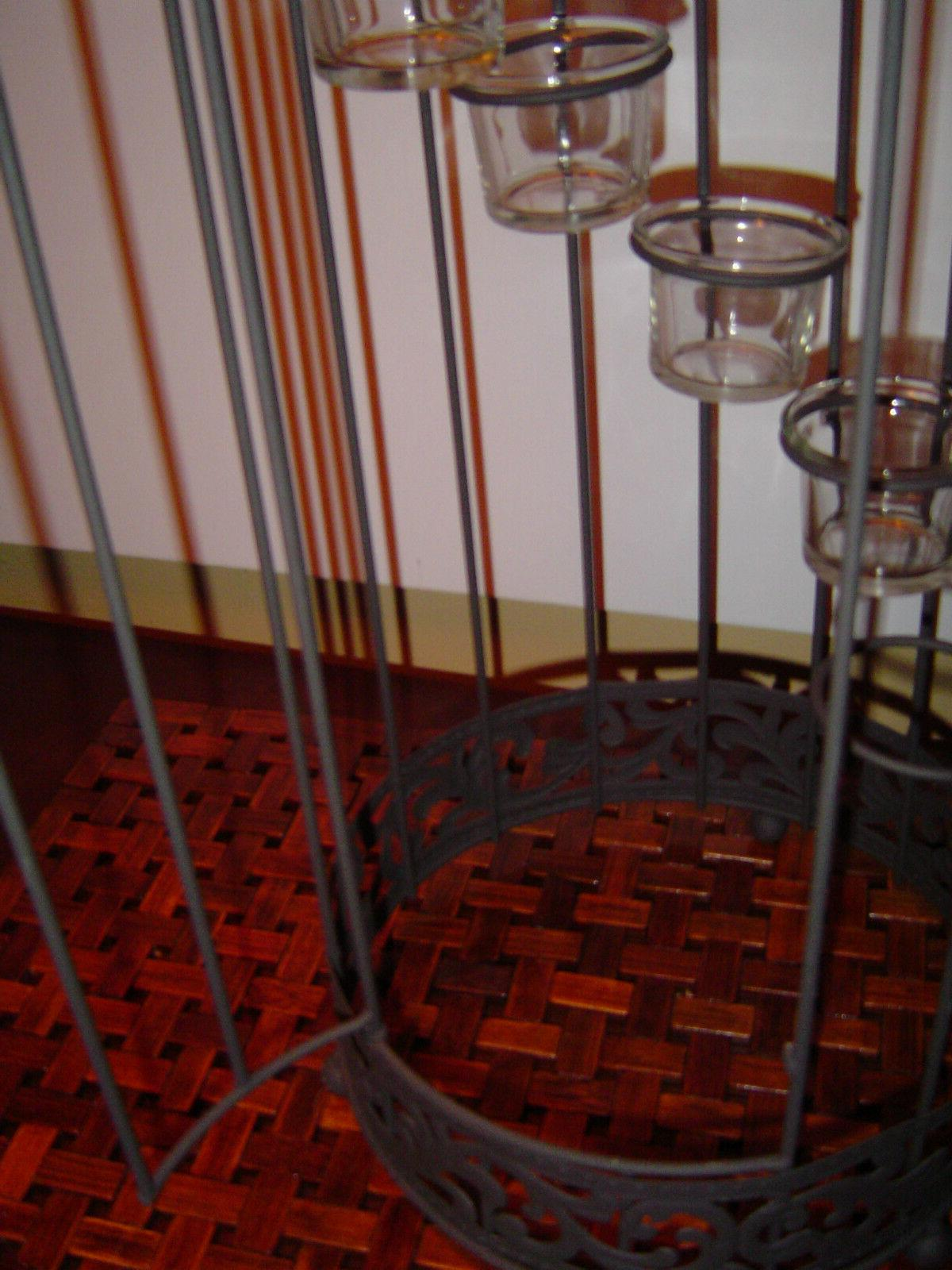 Large decorative Cage statue Holder