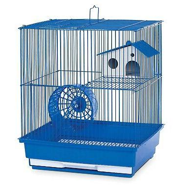 Prevue Products SP2010B Two Story Hamster Gerbil