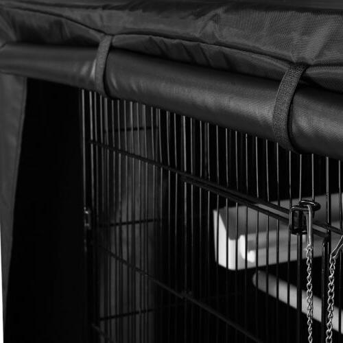 Breathable Bird Pet Cover,Black
