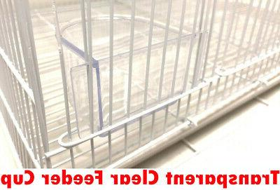 Lot Flgiht Canary Breeding Cages Dividers