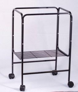 """Cage Connection Table Top Bird Cage Stand 28"""" High For Both"""