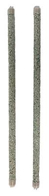 Cement Perch with Shells - 14 in. x 1/2 in.