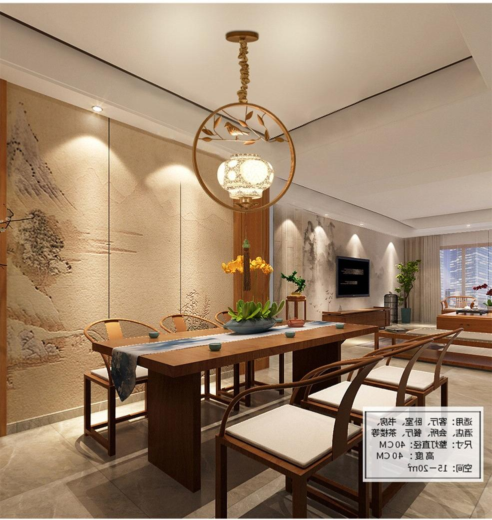 Chinese chandelier creative individual <font><b>cage</b></font> room house bar