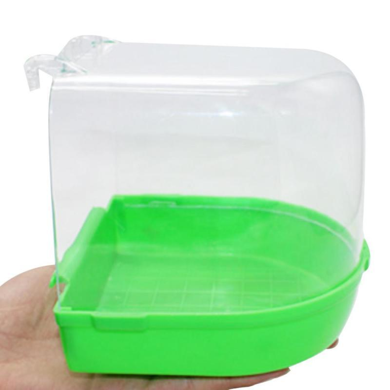 Clean Box Bath Standing Hanging Cage