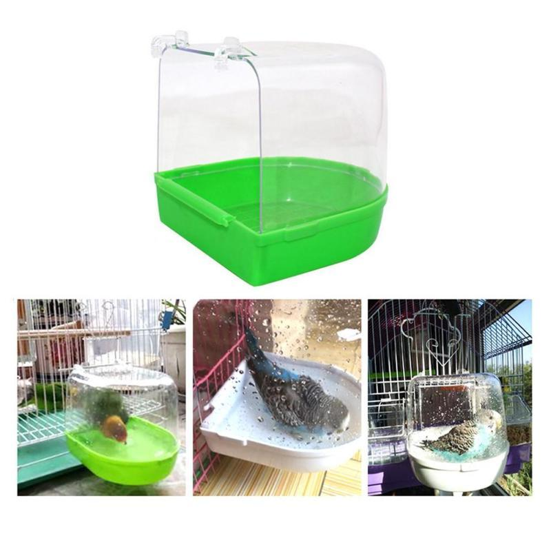 Clean Bird Box Standing Wash