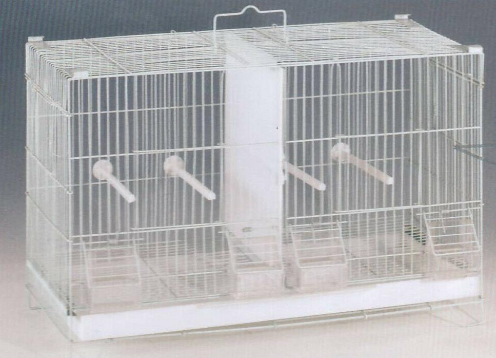 COMBO: Lock Bird Cages Center Dividers WT074