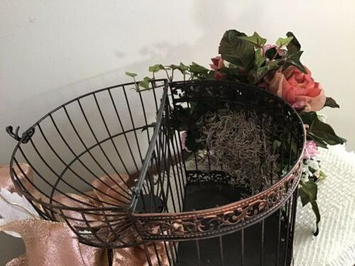 Decorative Cage Centerpiece