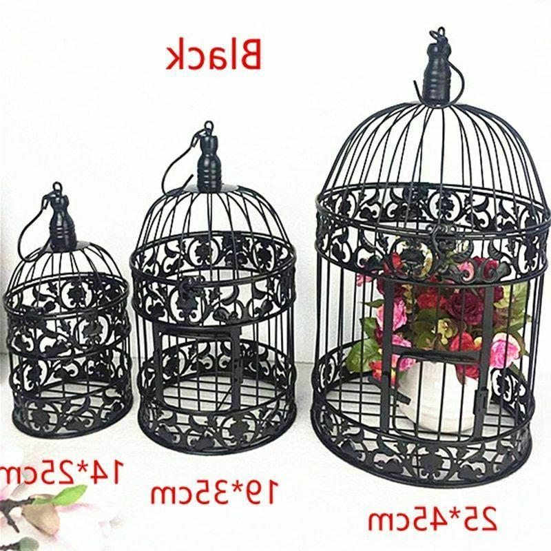 Decorative Bird Cage Window Ornaments Photography Props Fash