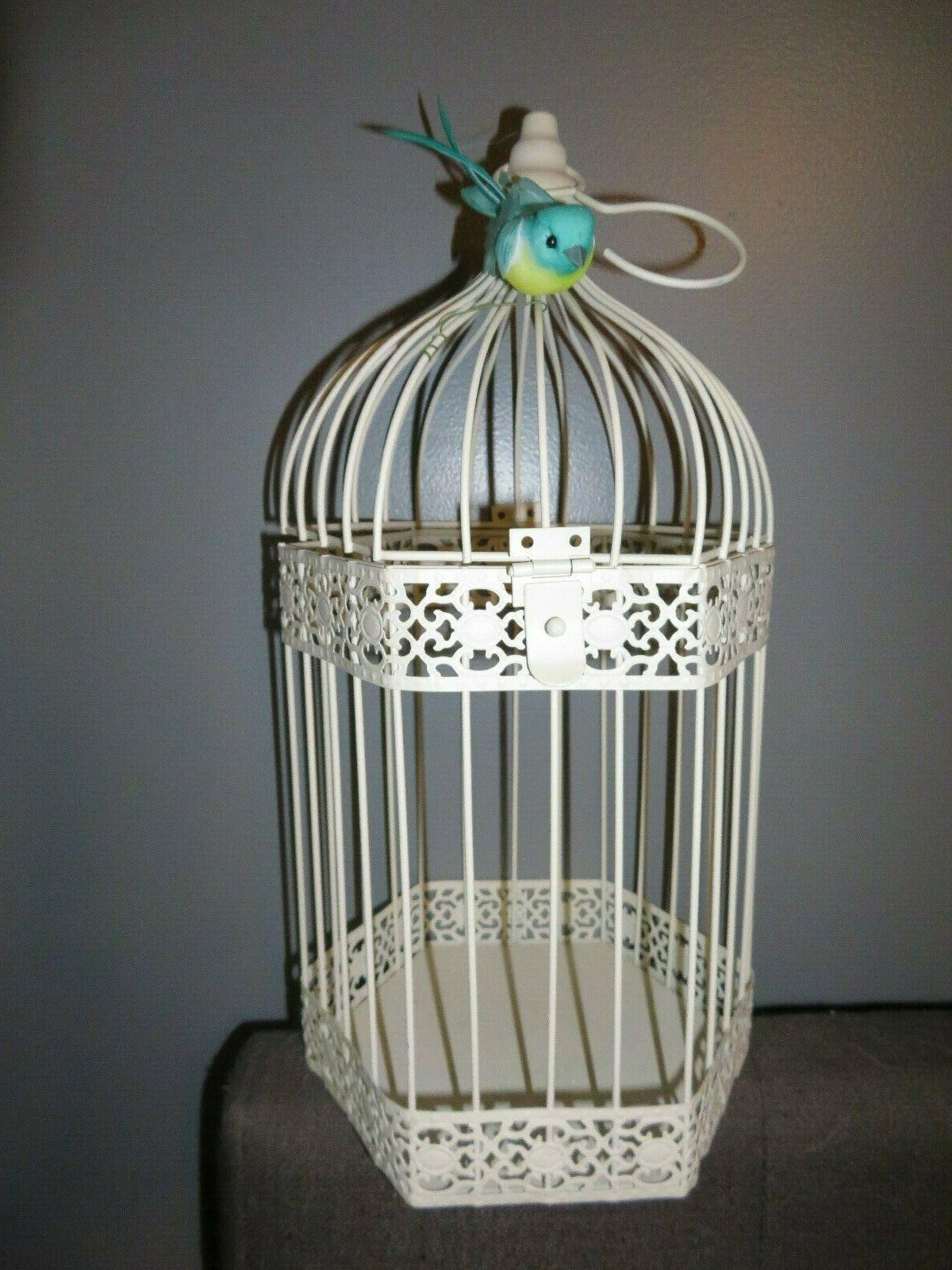 Decorative Cage Bird