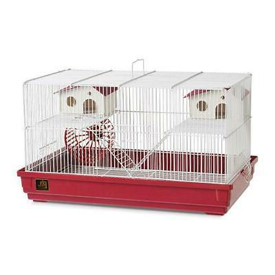 deluxe hamster gerbil cage
