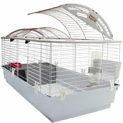 Living World Guinea Rabbit, Ferret - X-Large Deluxe Hutch