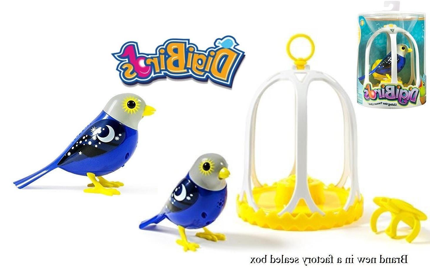 digibirds birds cages digi